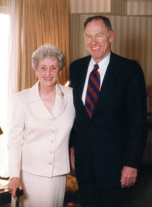 MAC Founders, Malcolm and Mary Ruth Duncan